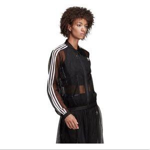 Adidas Sheer Track Jacket
